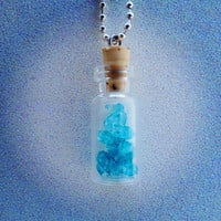 Breaking Bad Blue Sky Meth Bottle