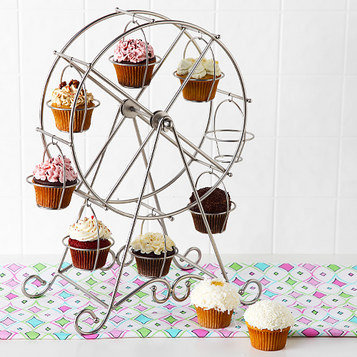 Godinger - Ferris Wheel Cupcake Holder 
