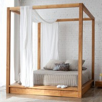 PCHseries Canopy Bed, PCHseries Canopy Beds & MASHstudios Beds | YLiving