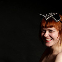 Glam Cat Headpiece