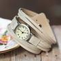 gaucho watch in natural by Tokyo Bay at ShopRuche.com, Vintage Inspired Clothing, Affordable Clothes, Eco friendly Fashion
