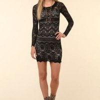 UrbanOutfitters.com &gt; Whyred Melly Lace Dress