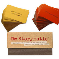 Storymatic :: Games  Puzzles :: the mental_floss store