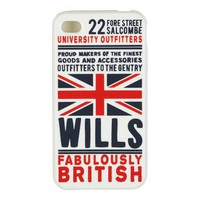 The Worlington Iphone Case | Jack Wills