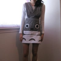 Made to Order Totoro Suspender Skirt - My Neighbor Totoro
