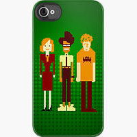 IT Crowd iPhone Cases by Tom Trager | RedBubble