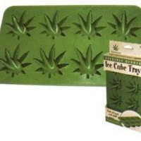 Stonerware, Ice Cube Tray, Frozen Sweet Leaf