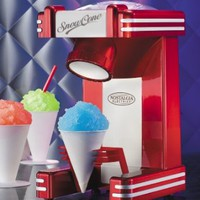 Nostalgia Electrics RSM-702 Retro Series Single-Serve Snow Cone Maker