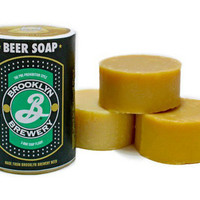 Booze Bath! Brooklyn Brewery Beer Soap | Incredible Things