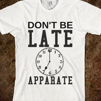 DON'T BE LATE APPARATE - glamfoxx.com