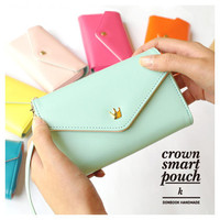 Fallindesign | Donbook crown smartphone wallet pouch K (11822)