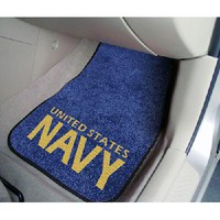 US Navy Car Floor Mats (2 Front)