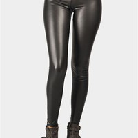 Brandon Legging - Black at Necessary Clothing