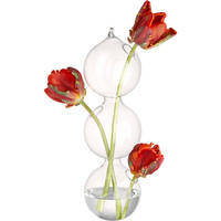 3-ball hanging vase in view all gifts | CB2