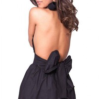 Fools Rush In dress in black  | Show Pony Fashion online shopping