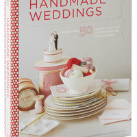 Handmade Weddings | Mod Retro Vintage Books | ModCloth.com
