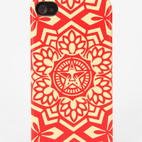 Shepard Fairey X Incase iPhone 4/4s Case - Red