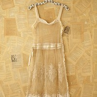 Free People Vintage 1920s Lace Dress