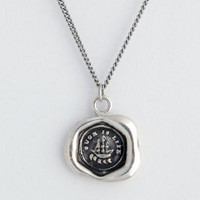 Ship Talisman Necklace