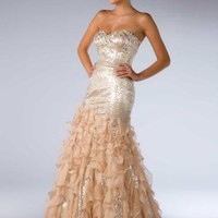 MacDuggal 64323H Dress at Peaches Boutique