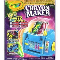 Amazon.com: Crayola Crayon Maker: Health & Personal Care