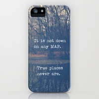 True Places iPhone Case by Olivia Joy StClaire | Society6