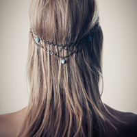 PINNACLE Head Chain & Hair Clip