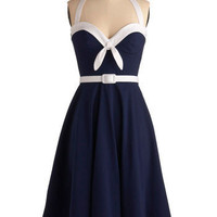 Sailing into the Sunset Dress | Mod Retro Vintage Dresses | ModCloth.com