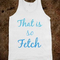 So Fetch - wadddup doe