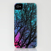 Behind The ol&#x27; Crape Myrtle iPhone Case by Ben Geiger | Society6