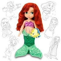 Disney Animators' Collection Ariel Doll - 16'' | Disney Store