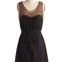 You Pick the Place Dress | Mod Retro Vintage Printed Dresses | ModCloth.com