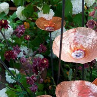 Copper Poppies - Myburgh Designs