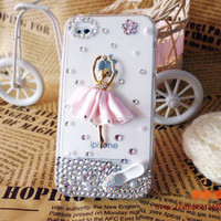 iPhone4G Doll Princess Birthday Gift Case - GULLEITRUSTMART.COM
