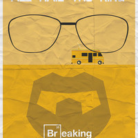 BREAKING BAD Art Print by Vloh | Society6