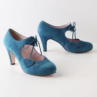 Hearted Mary-Janes - Anthropologie.com