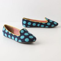 Dream-In-Color Slippers, Blue - Anthropologie.com
