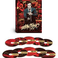 Tarantino XX: 8-Film Collection (Reservoir Dogs / True Romance / Pulp Fiction / Jackie Brown / Kill
