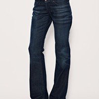 Levis | Levi s Curve ID Bold Curve Mid Wash Bootcut Jeans at ASOS