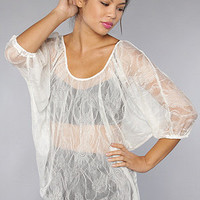 The Lace Lake Top : ONeill