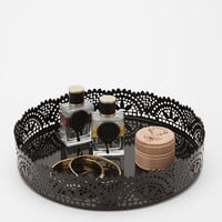 Cut Lace Vanity Tray