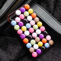 iPhone4S Chocolate Beans Protective Case - GULLEITRUSTMART.COM