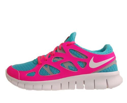nike wmns free run 2 bright turquoise from amazon things. Black Bedroom Furniture Sets. Home Design Ideas