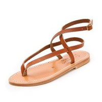 K. Jacques Delta Thong Sandals | SHOPBOP