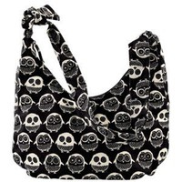 Owl Canvas Bag, Black/Cream, at Journeys Shoes