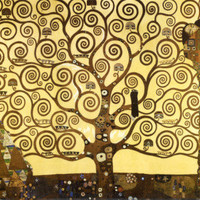 The Tree of Life Posters by Gustav Klimt at AllPosters.com