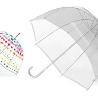 Totes Luggage Bubble Umbrella