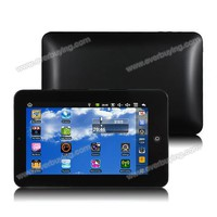 45% off lowest price_Eken M009S 7 inch Google Android 2.2 VIA 8650 4GB Flash 10.1 Support Gravity Sensor Tablet PC Black