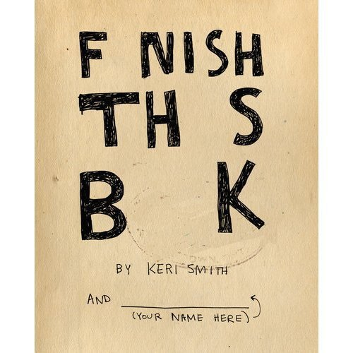 Finish This Book [Paperback]