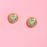 Baroque of Ages Earrings